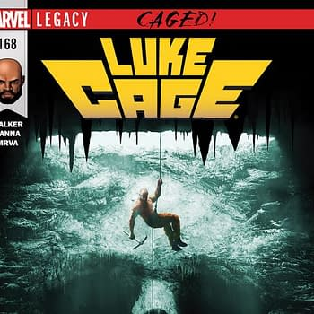 Luke Cage #168 Review: Weak Issue in a Great Series