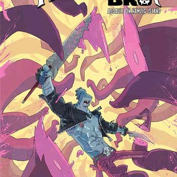 Metalshark Bro Volume 2 #1 Review: Funniest Comic on Stands