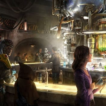Star Wars: Galaxy's Edge Beer and Wine- White Wampa Ale, Gold Squadron Lager and More
