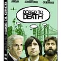 Win Bored To Death On DVD