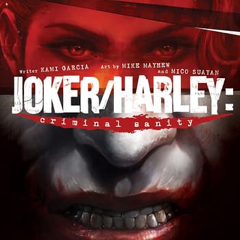 DC Announces Joker/Harley: Criminal Sanity by Kami Garcia for Black Label