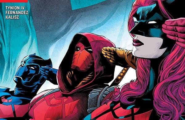 Batman: Detective Comics #978 cover by Eddy Barrows, Eber Ferreira, and Adriano Lucas