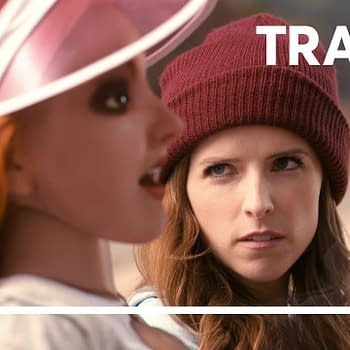 "Anna Kendrick and her ""partner in crime"" hit the road on Dummy, courtesy of Quibi."