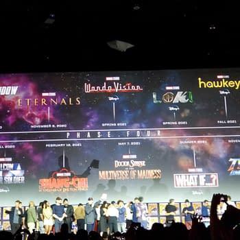 Kevin Feige Teases Fantastic Four, X-Men at SDCC Panel