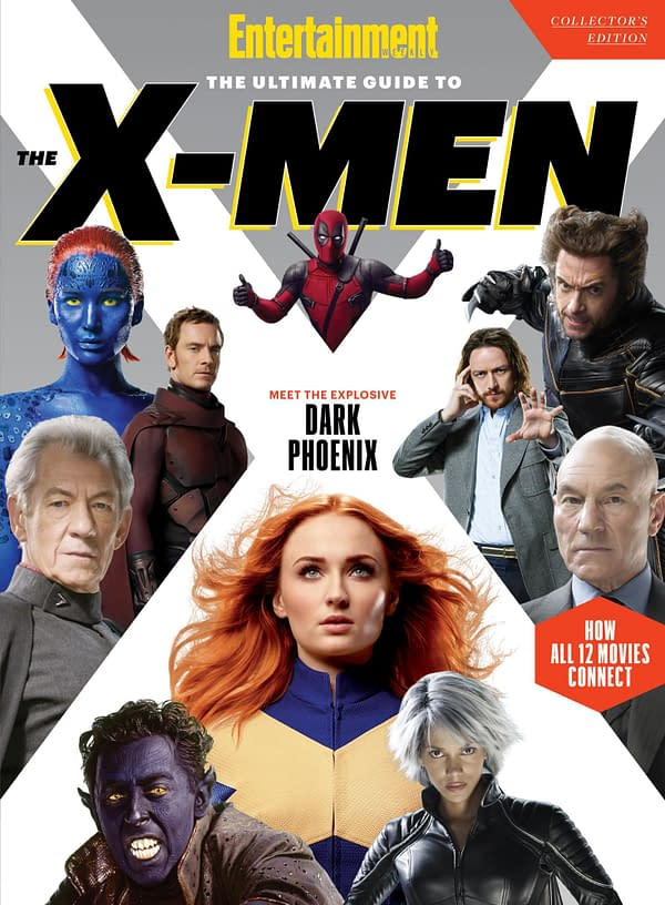It's X-Men Day, New 'Dark Phoenix' Posters, Tickets on Sale Now