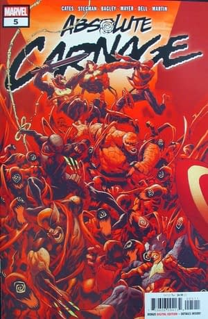 Dawn Of X Sells Out Again! And Vampirella? Well Not Really… - The Back Order List