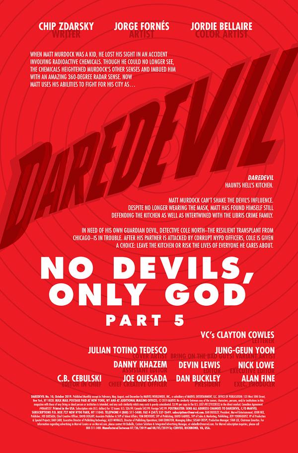 Daredevil #10 [Preview]