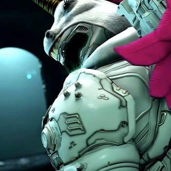 Dress Up the Doom Slayer as a Pretty Unicorn in DOOM Eternal