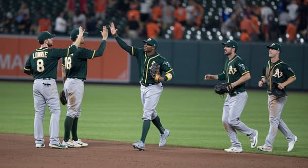 MLB 2018: Nobody Can Hang With Houston – Who Will Finish Second in the AL West?