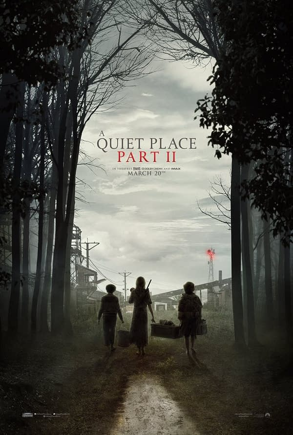 'A Quiet Place: Part 2': Watch the New Trailer For the Horror Sequel Now!