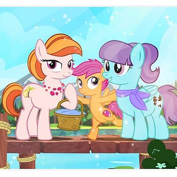 In Honor of Pride Month My Little Pony: Friendship Is Magic Introduces Scootaloos Lesbian Aunts
