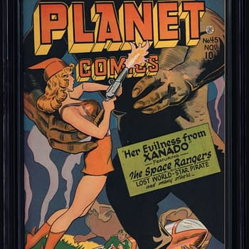Mile High Pedigree Planet Comics Run Coming To ComicConnect Event Auction Beginning November 12