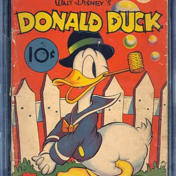 Duck History Could be Yours With First Donald Comic from ComicConnect!