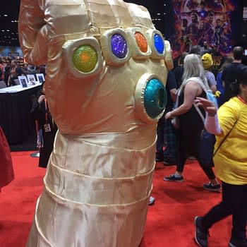 When You Cosplay as the Infinity Gauntlet at C2E2&#8230