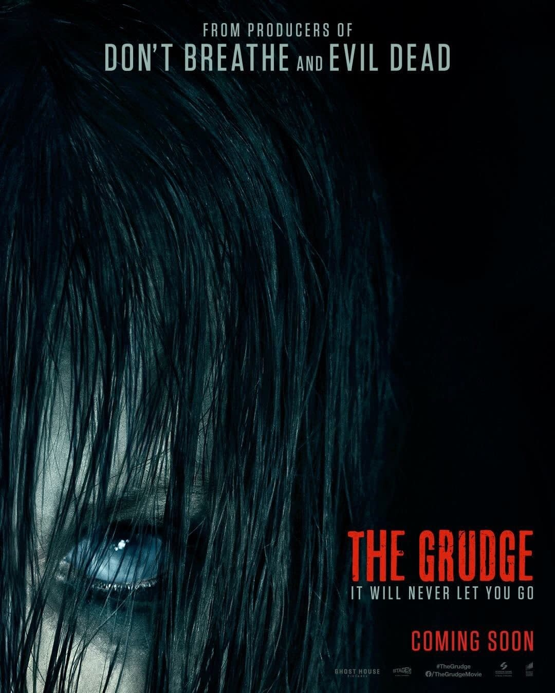 """The Grudge"" Stays True to Kayako in New Poster"