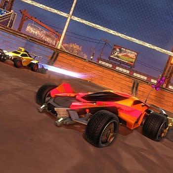 Psyonix Will Release The Next Rocket League Update Next Week