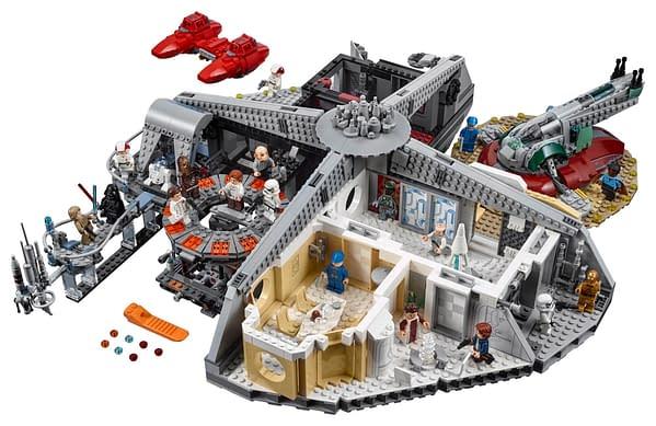LEGO Star Wars Betrayal at Cloud City 27