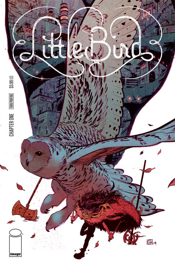 Little Bird Rushed Back for Third Printing Following Global Conflict