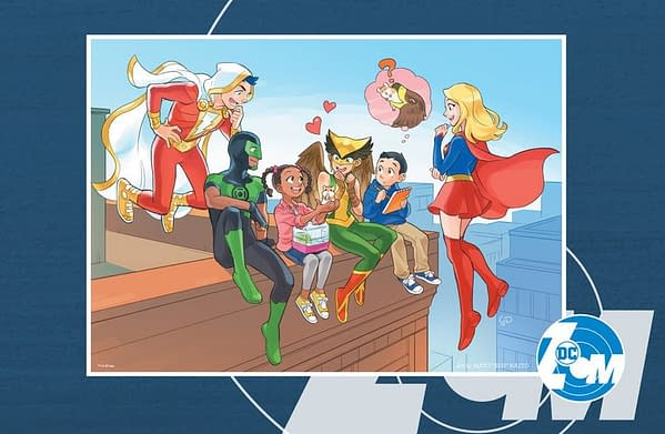 DC Unveils Star-Studded New Imprints: DC Zoom for Young Readers, DC Ink for Young Adults