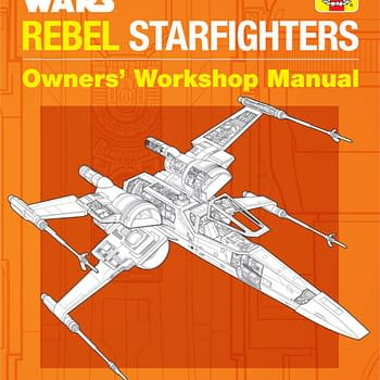 New Star Wars Book Looks Beneath the Hood of Classic Ships