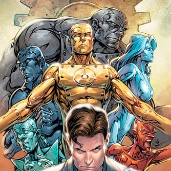 Dan Didio to Write Metal Men with Shane Davis and Michelle Delecki at DC in October