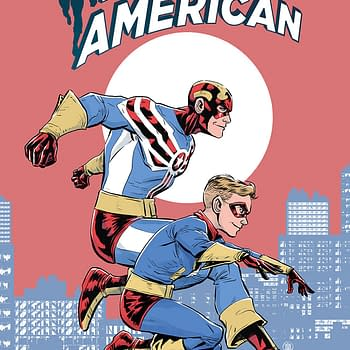 Fighting American: The Ties That Bind #3 Review – Stale and Blunt Social Satire