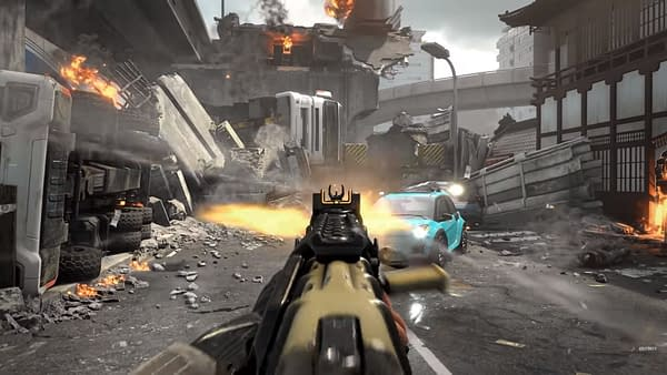 Leaked footage from Call of Duty: Black Ops 4 shows off canceled story-driven campaign.