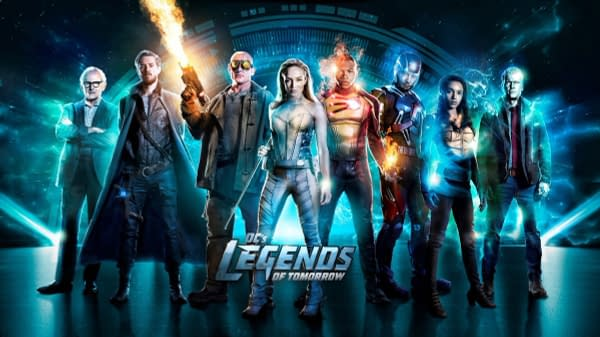 Legends of Tomorrow season 3