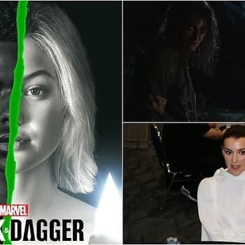 Cloak & Dagger Season 2: Lahana Talks Mayhem/ O'Reilly, More (VIDEO)