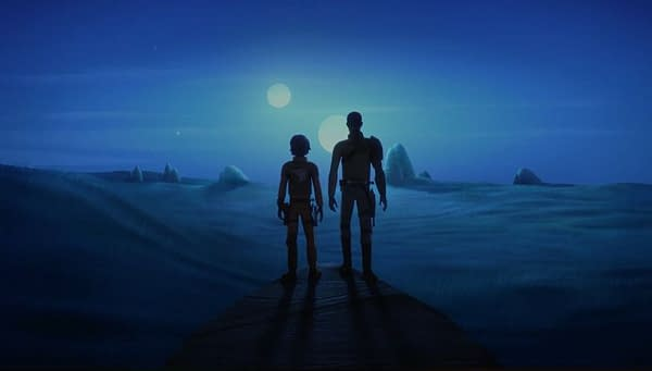 Watch: Finally, Star Wars Rebels Trailer for the Final Season