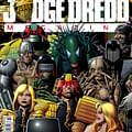 Preview The 350th Issue Of Judge Dredd Megazine And This Weeks 2000AD