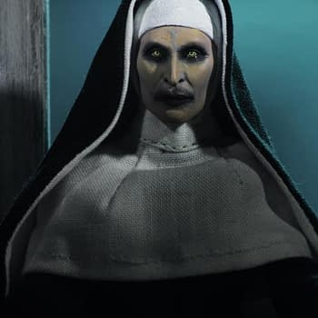 The Nun baddie Valak Figure Coming From NECA