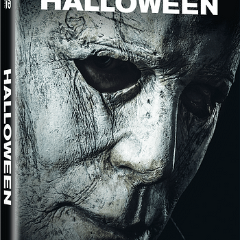 Halloween Blu Ray Cover