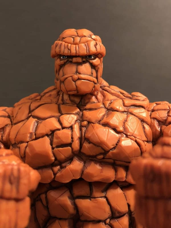 Marvel Legends The Thing Figure 7