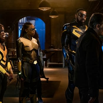 """""""Black Lightning"""" S03E11 """"The Book of Markovia: Chapter Two"""""""