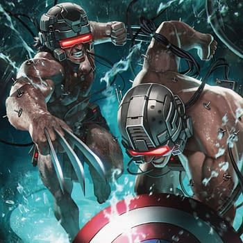 Wolverine &#038 Captain America Uncover a Marvel Conspiracy in Weapon Plus