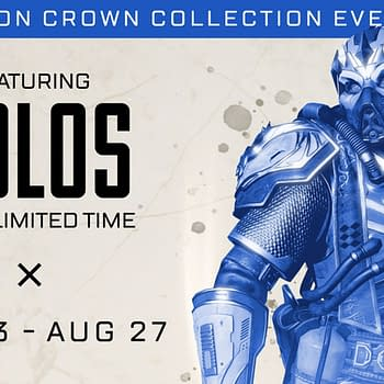 """Apex Legends"" Launches Single-Player Iron Crown Collection Event"
