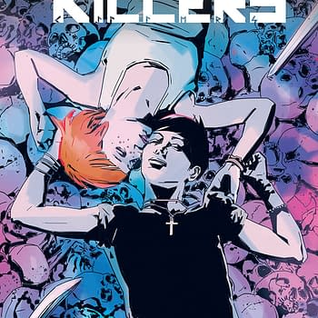 Clankillers #2 cover by Antonio Fuso and Stefano Simeone