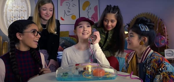 The Baby-Sitters Club returns (Image: Netflix)