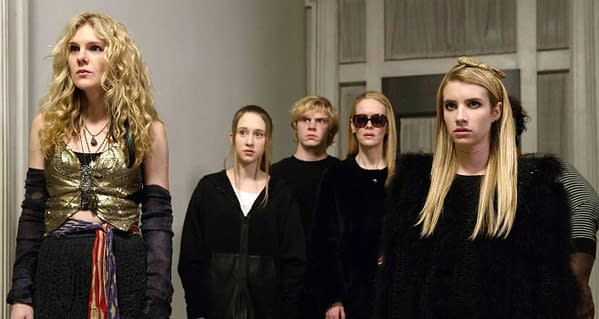 A scene from American Horror Story: Coven (Image: FX Networks)