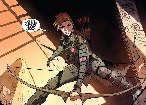 ComicsPRO Leak: The (Power) Ranger Slayer Returns With