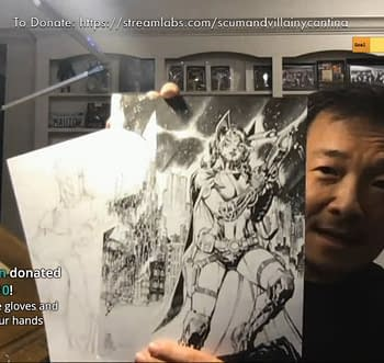Jim Lee Talks DC Comics Distribution and Batman #92 230,000 Orders.