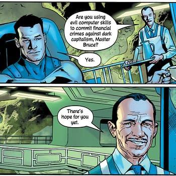 Batman Evils Capitalism
