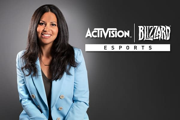 "Johanna Faries Becomes Commissioner For ""Call of Duty"" Esports"