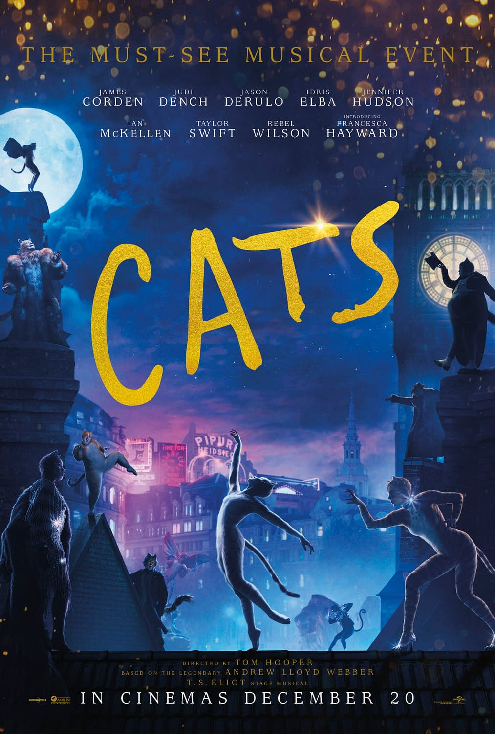 """""""Cats"""" Review: A Bad Musical Adapted Into a Worse Movie"""
