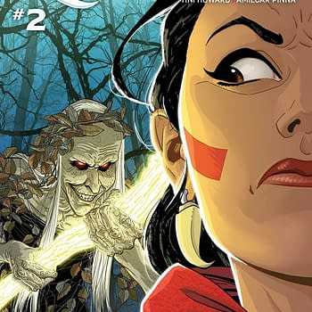 War Monger Takes a Bride in The Forgotten Queen #2 (REVIEW)
