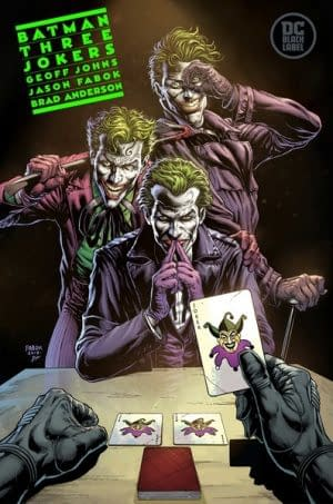 DC Comics August 2020 Solicitations Frankensteined.