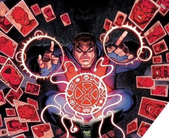X-Men: Blue #10 Cover