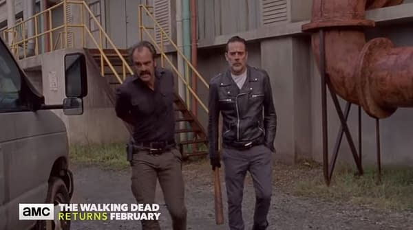 """The Walking Dead Season 8 Teaser: """"The Last Stand Begins"""" in February"""