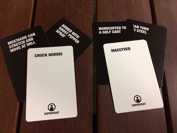 Clashing Like Never Before: We Review 'Superfight' The Card Game